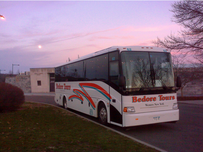 Seneca Casino Bus