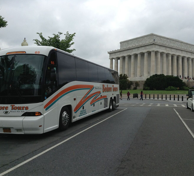 Bedore Senior Shuttle, New York Shuttle Bus