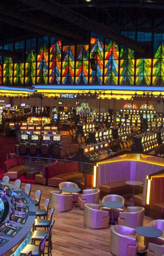 Seneca Inside, Seneca Casino Bus
