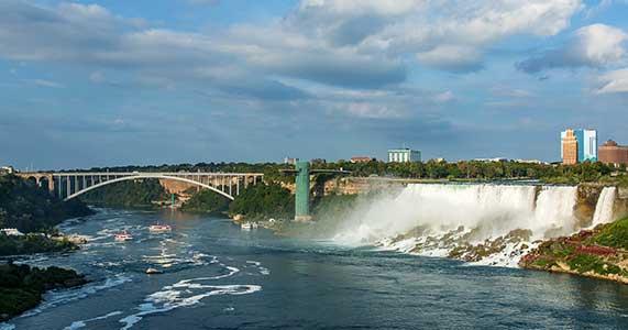 Niagara Falls Charter Bus