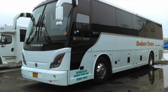 Niagara Falls Charter Bus, Bedore Fleet