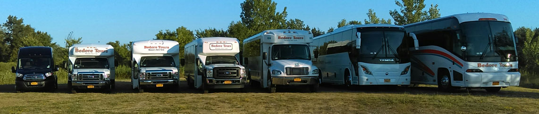 Bedore Fleet, Niagara Falls Charter Bus