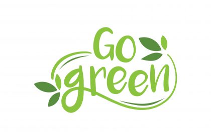 Go Green, go motorcoach