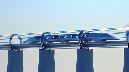 Hyperloop, Niagara Fall Tour