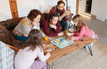 family games, New York to Niagara Falls