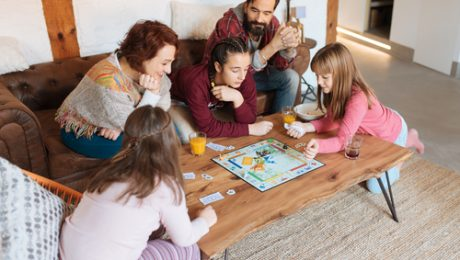 family games, New York to Niagara Falls