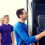 shuttle bus, Bedore Tours