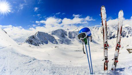 Ski Equipment, maid of the mist