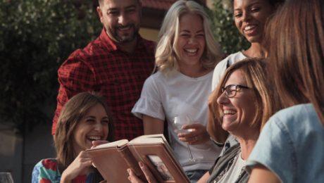 Simple Family Reunion, Niagara falls bus tours from NYC