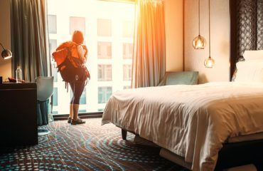 Stay in a Hotel, Bedore Tours