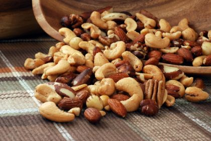 salted nuts, Rochester Charter Bus