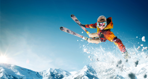 big star in ski industry, Bedore Tours